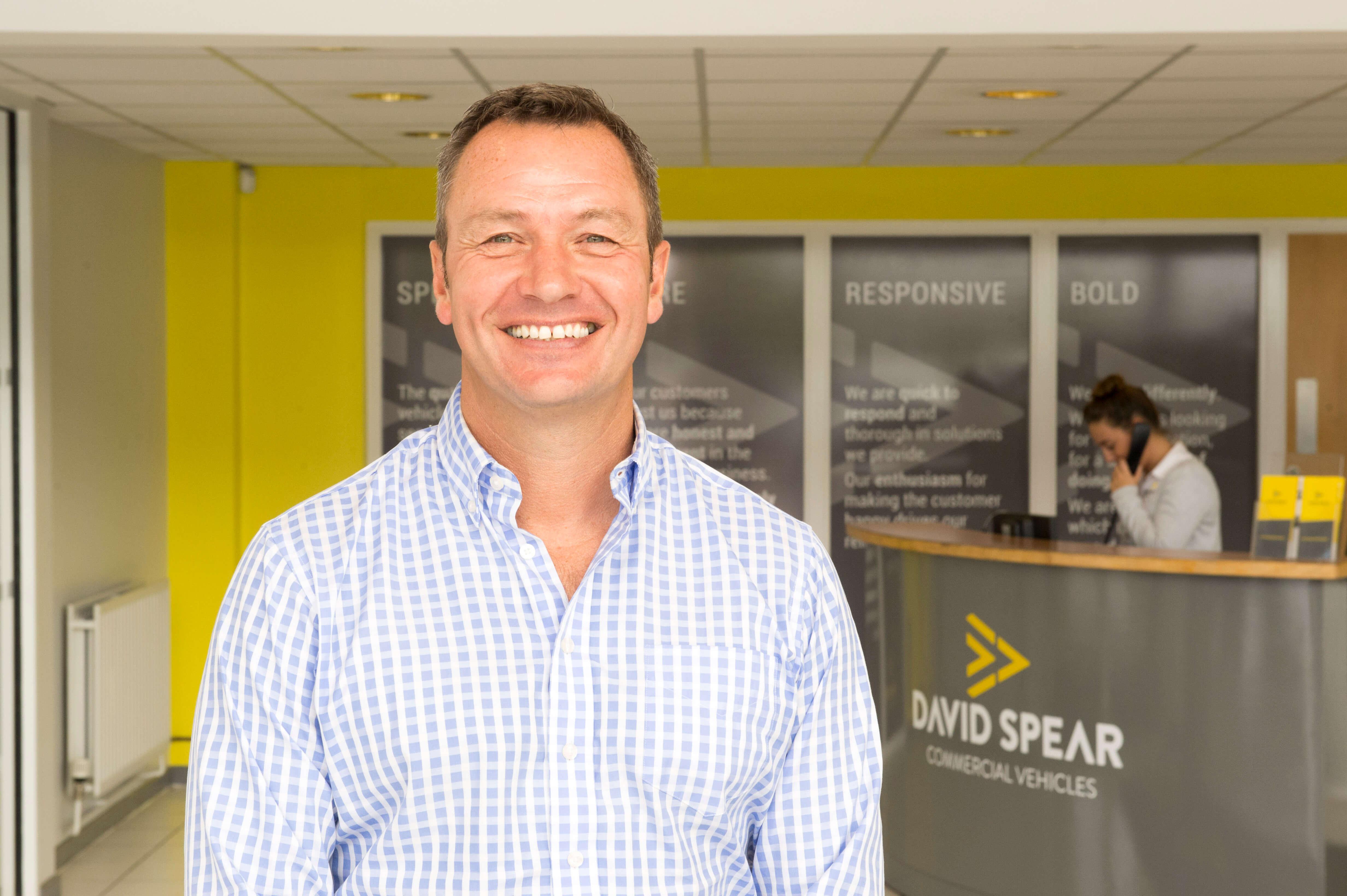 David Spear, Van Dealership South Wales UK