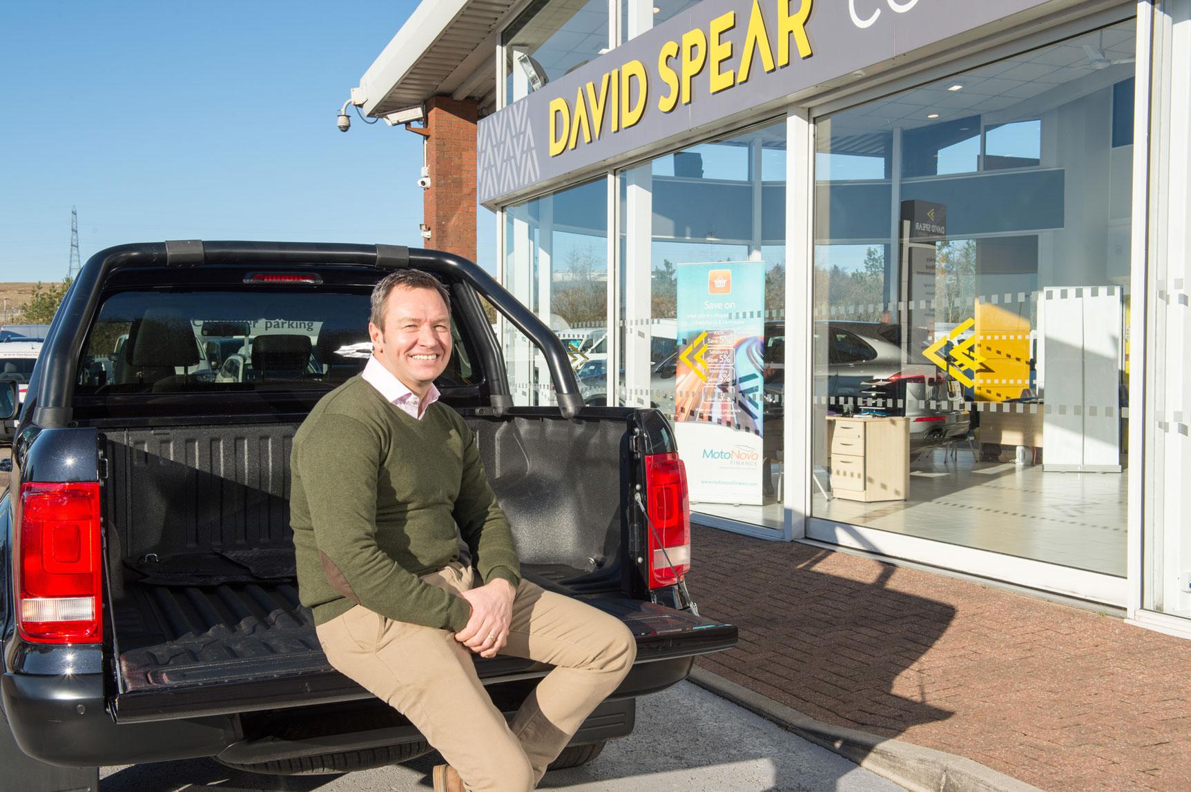 Wales Leading LCV Sales Growth