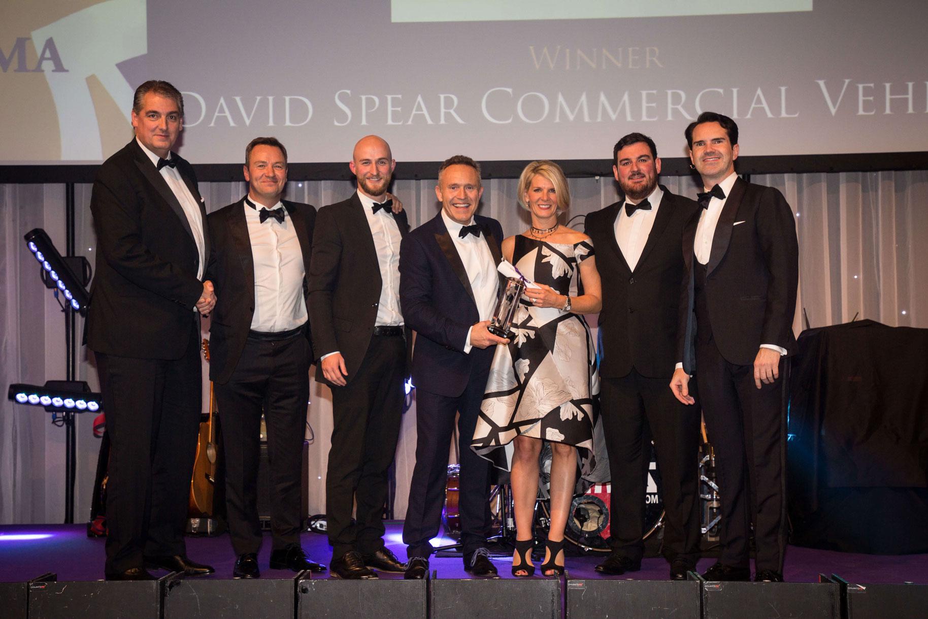 Leading LCV wins BESMA Award