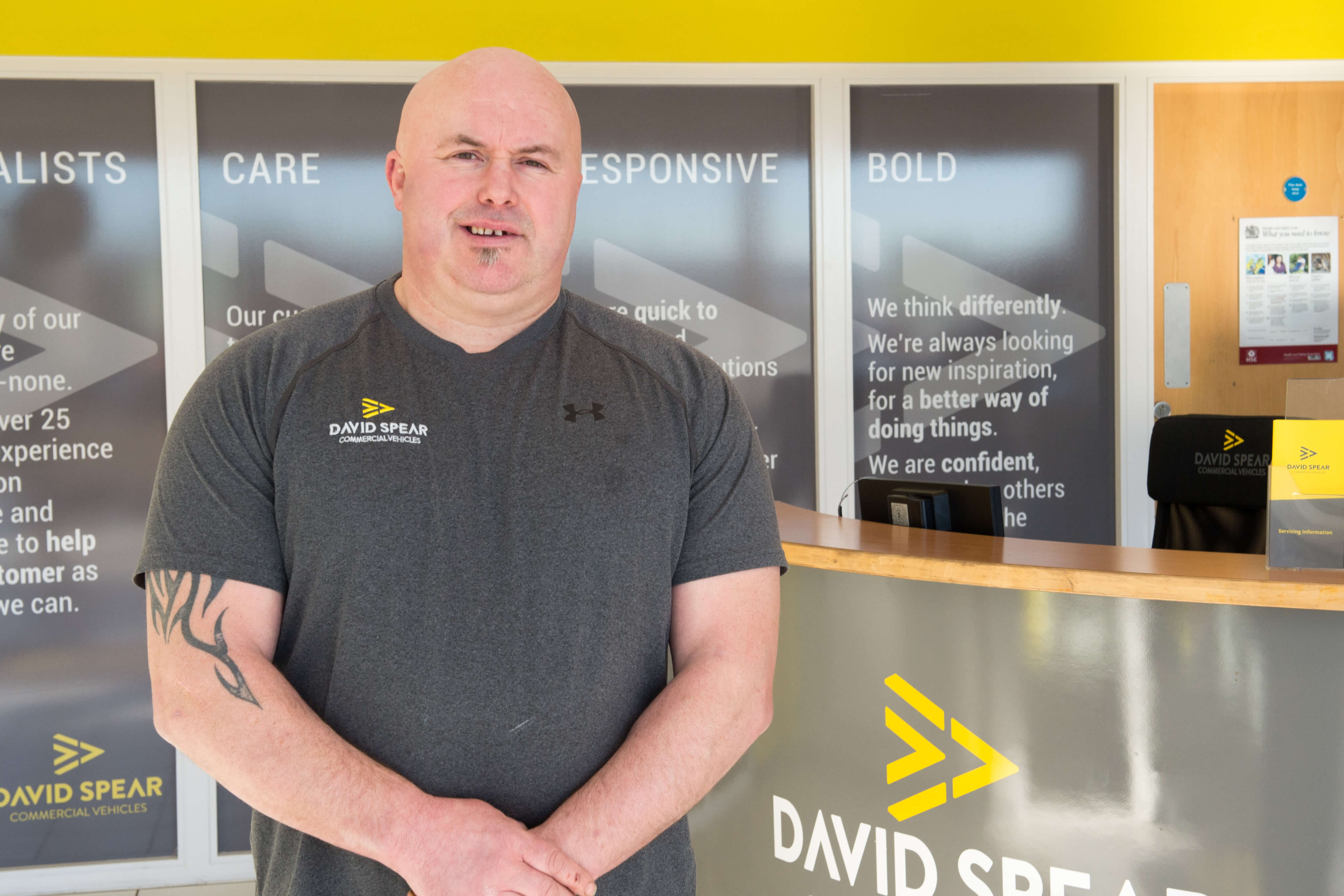 David Davies, Van Dealership South Wales UK