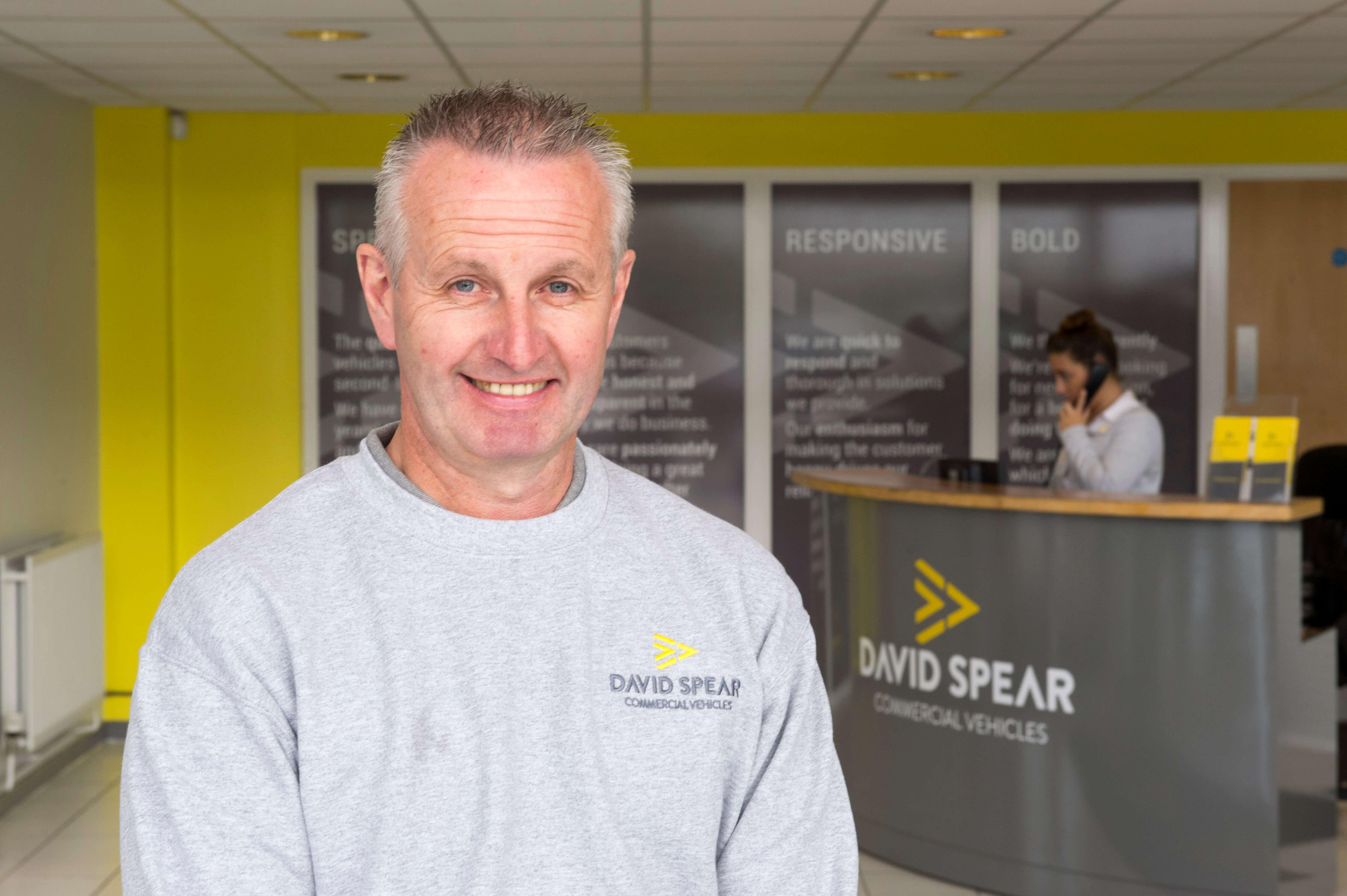 David Gill, Van Dealership South Wales UK