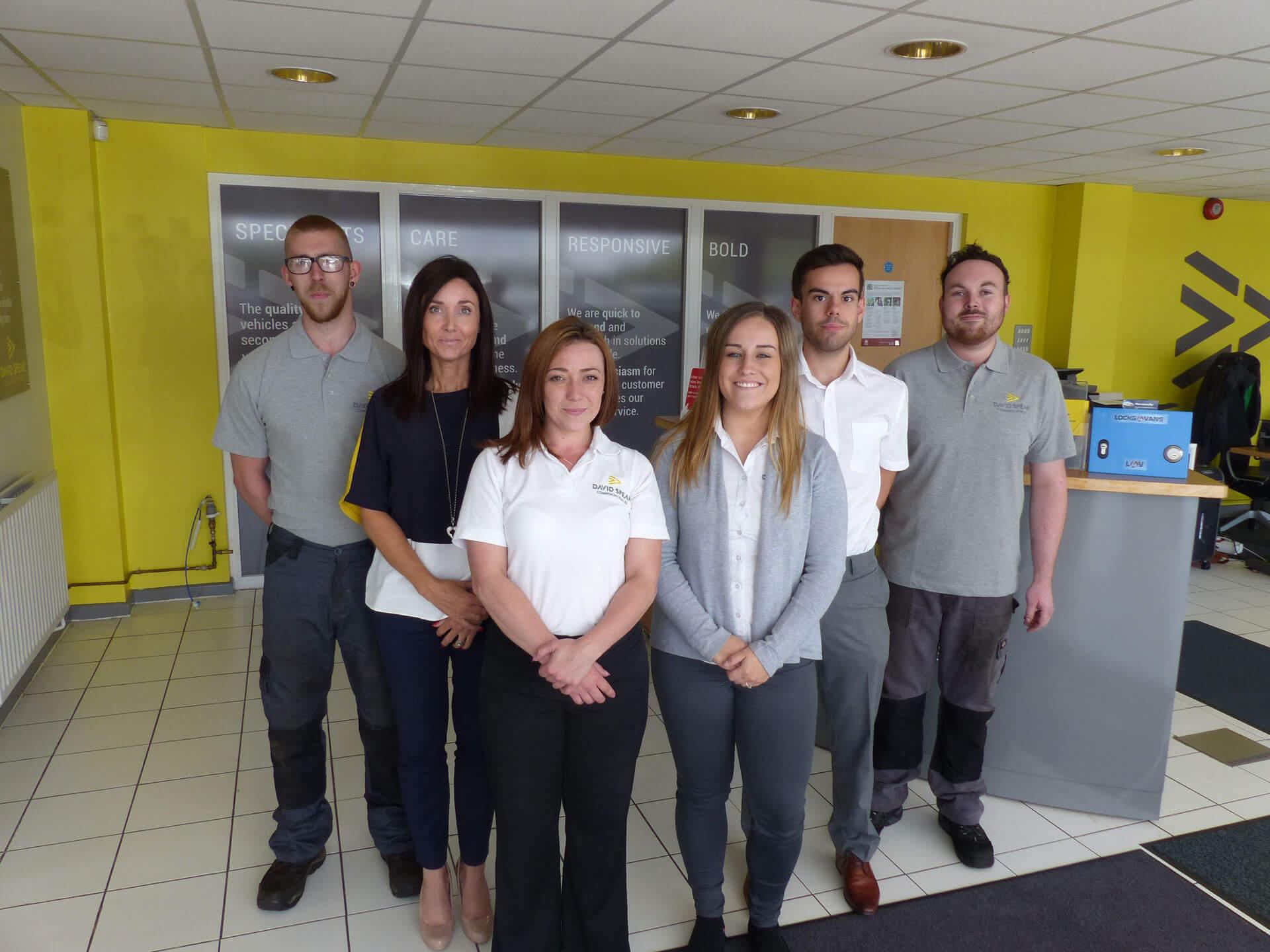 Wales Leading LCV Expanding