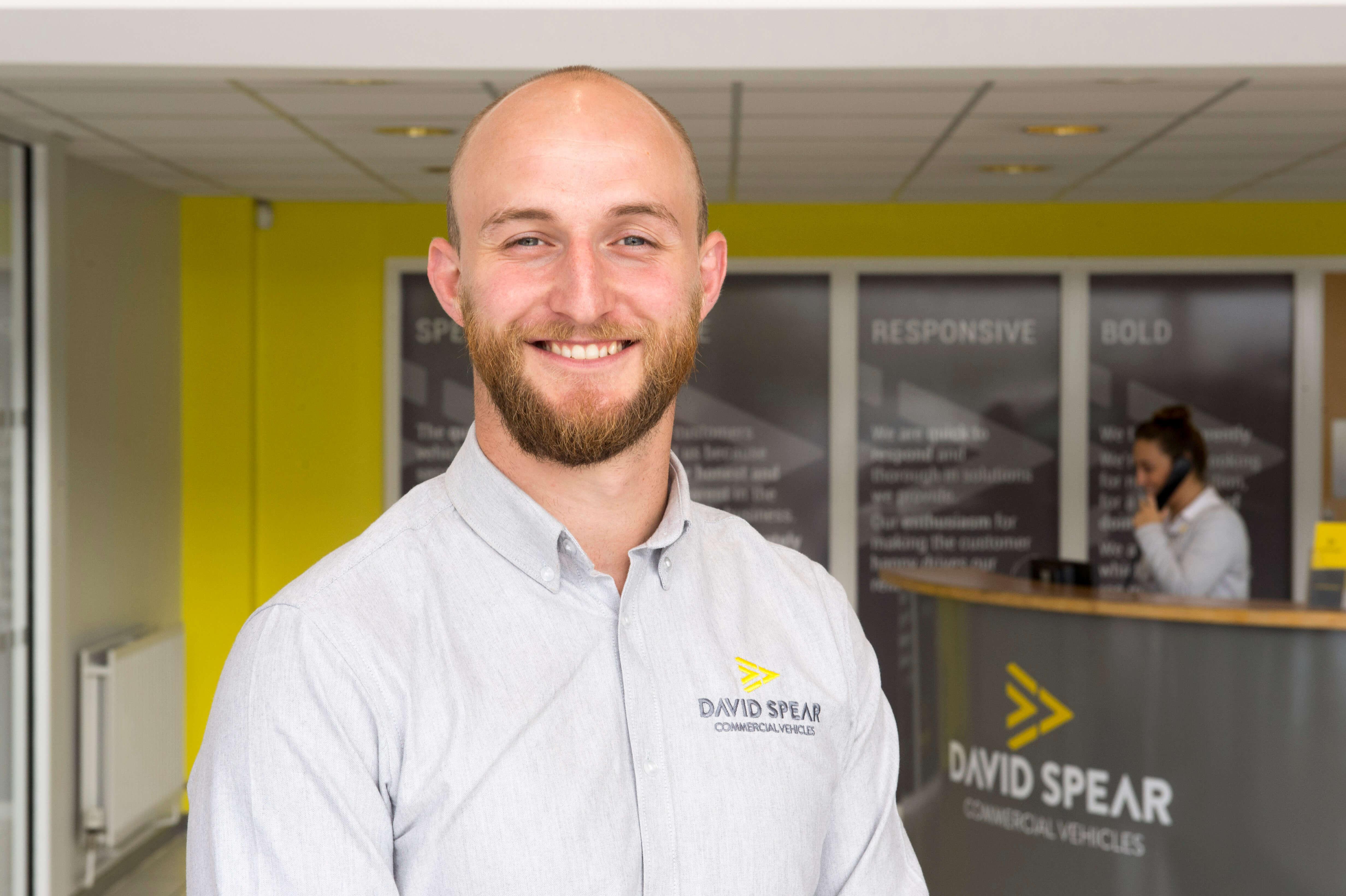 James Spear, Van Dealership South Wales UK