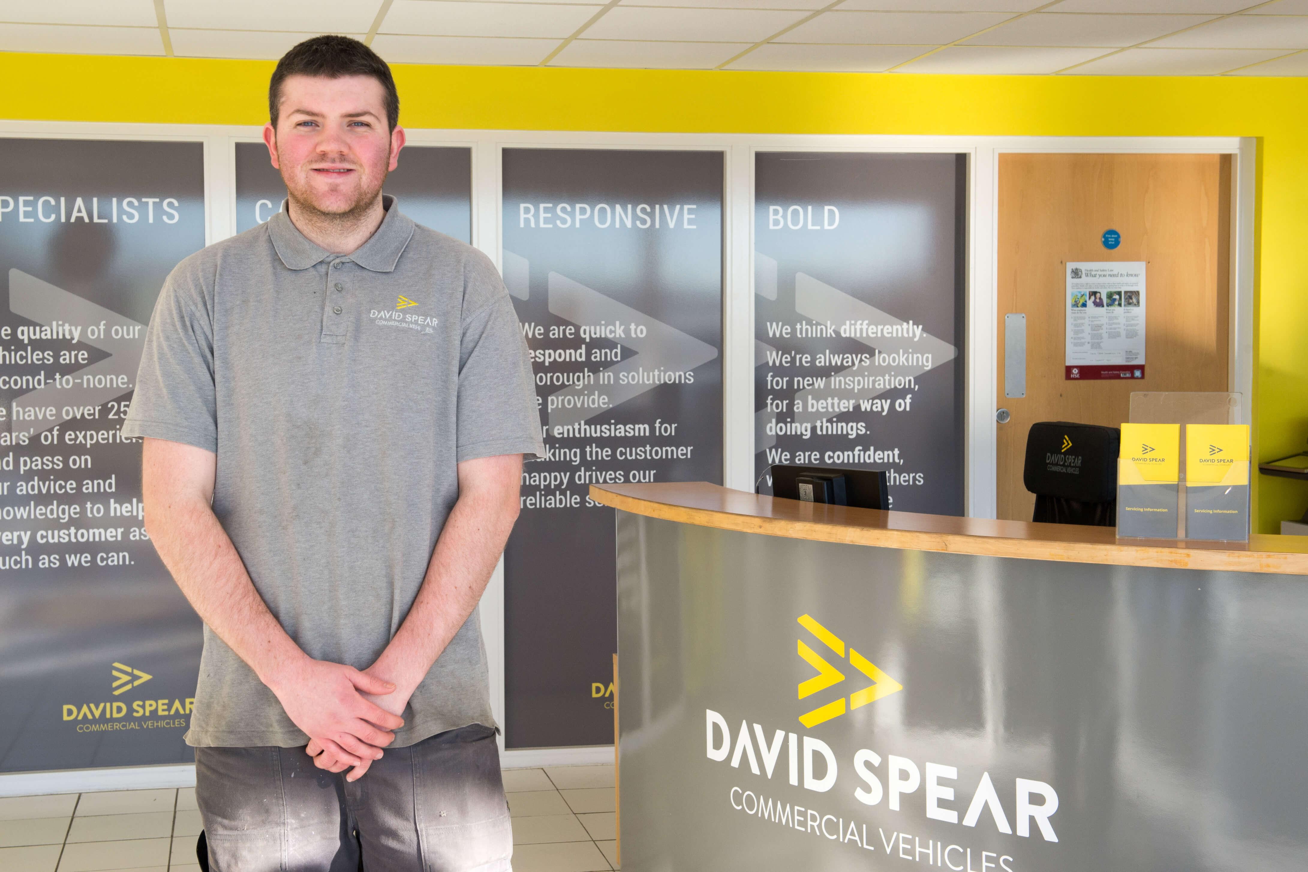 Lloyd Davies, Van Dealership South Wales UK
