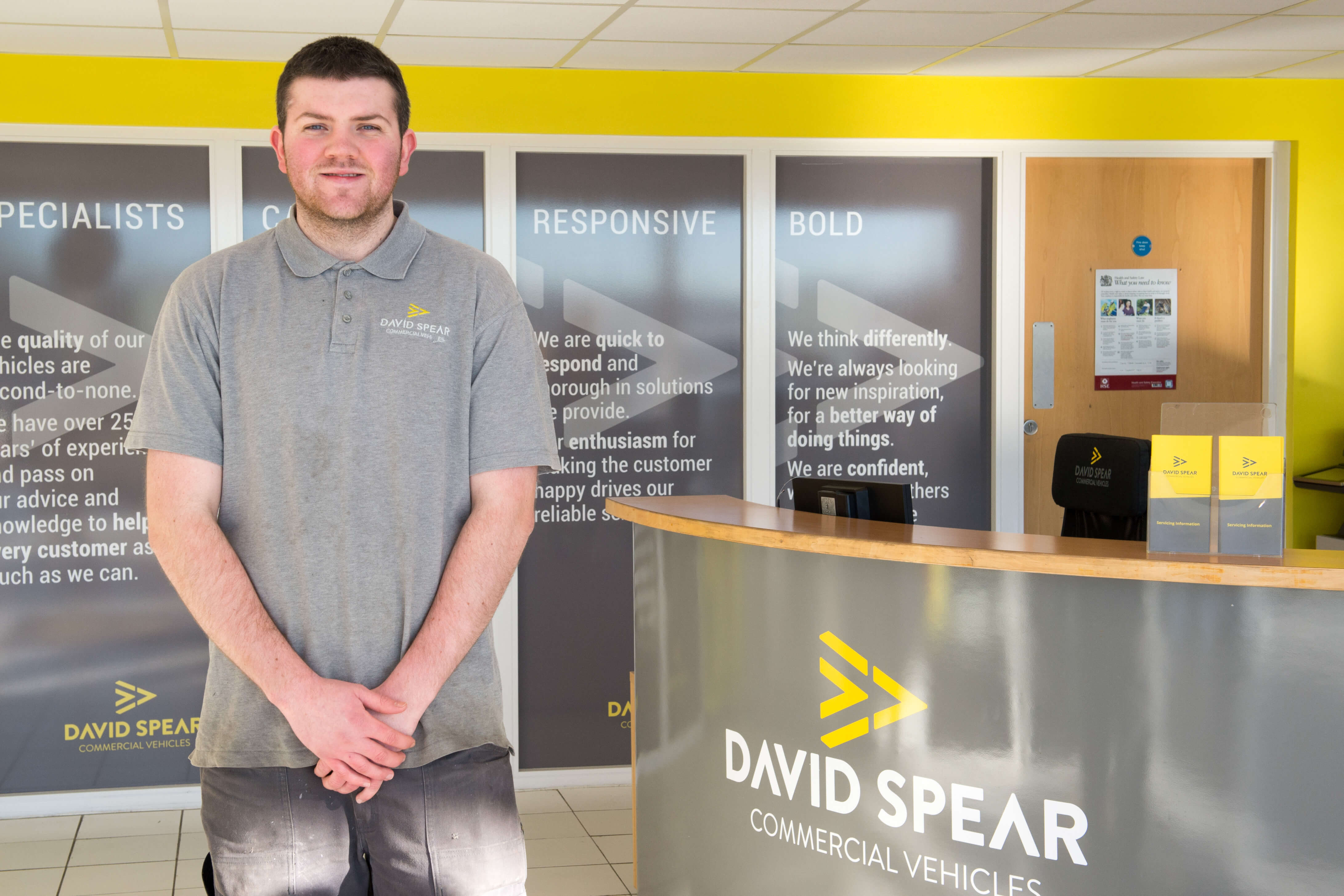 Lloyd Davies, Van Dealership South Wales UK