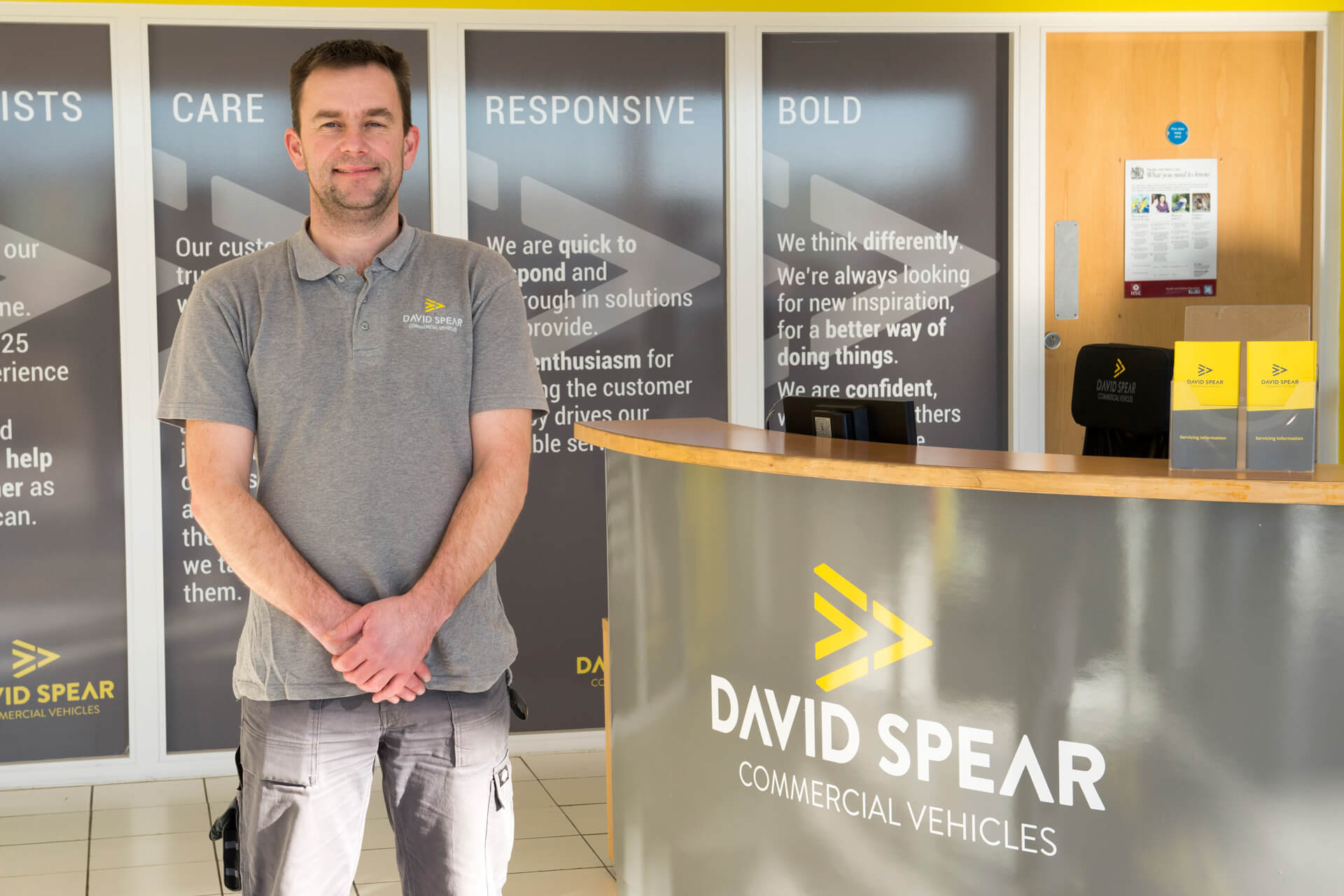 Scott Essex, Van Dealership South Wales UK