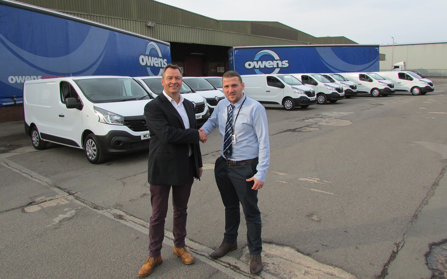 Managing Fleet Options with David Spear Commercials