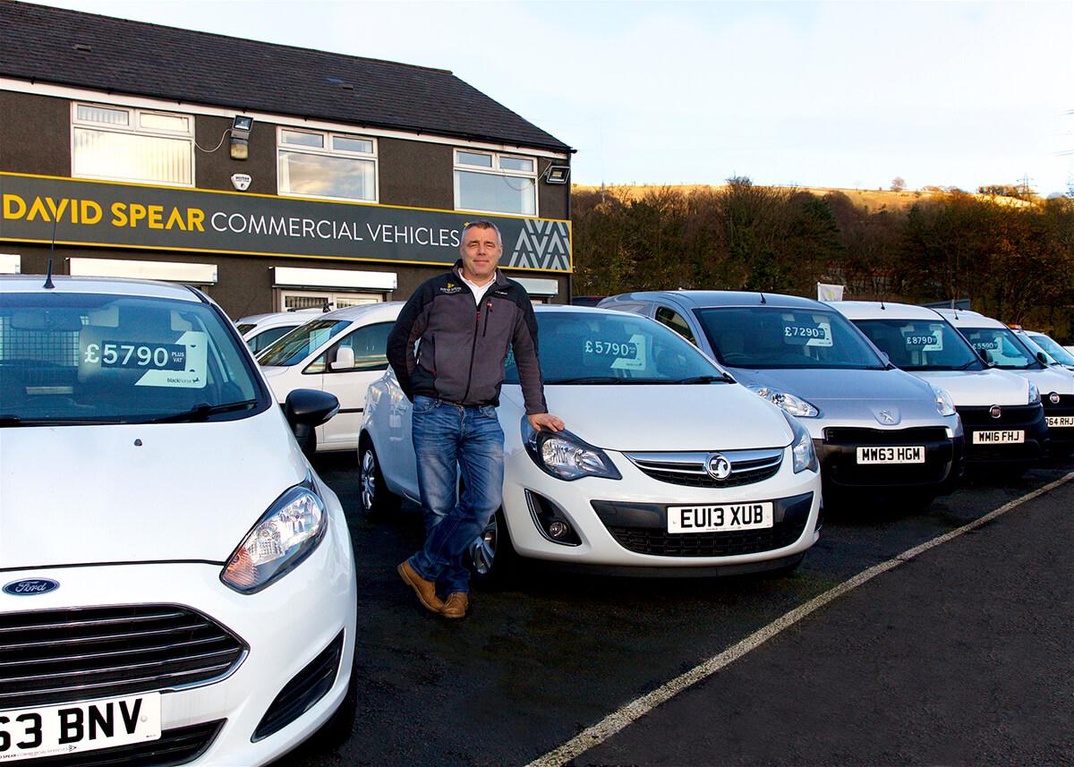 Ian Duggan, Van Dealership South Wales UK