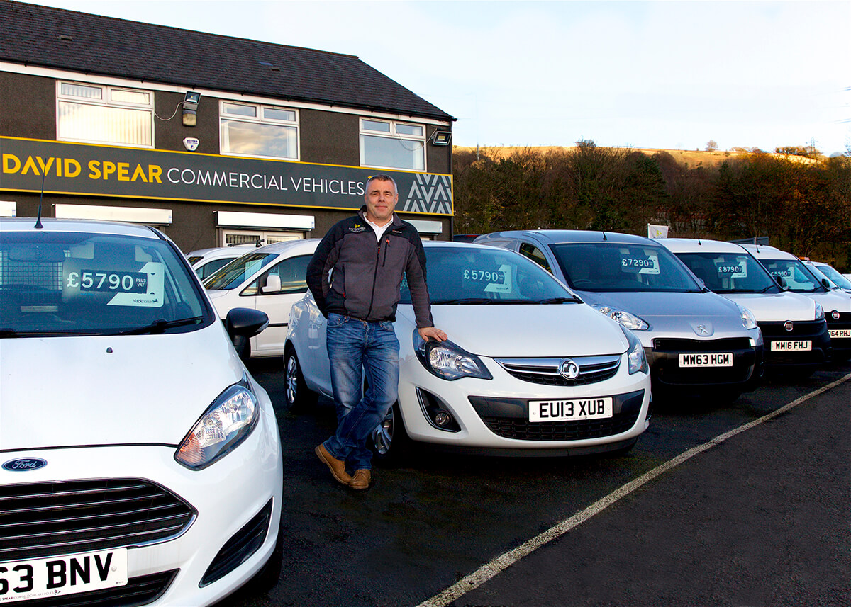 Ian Duggan, Van Dealership South Wales UK