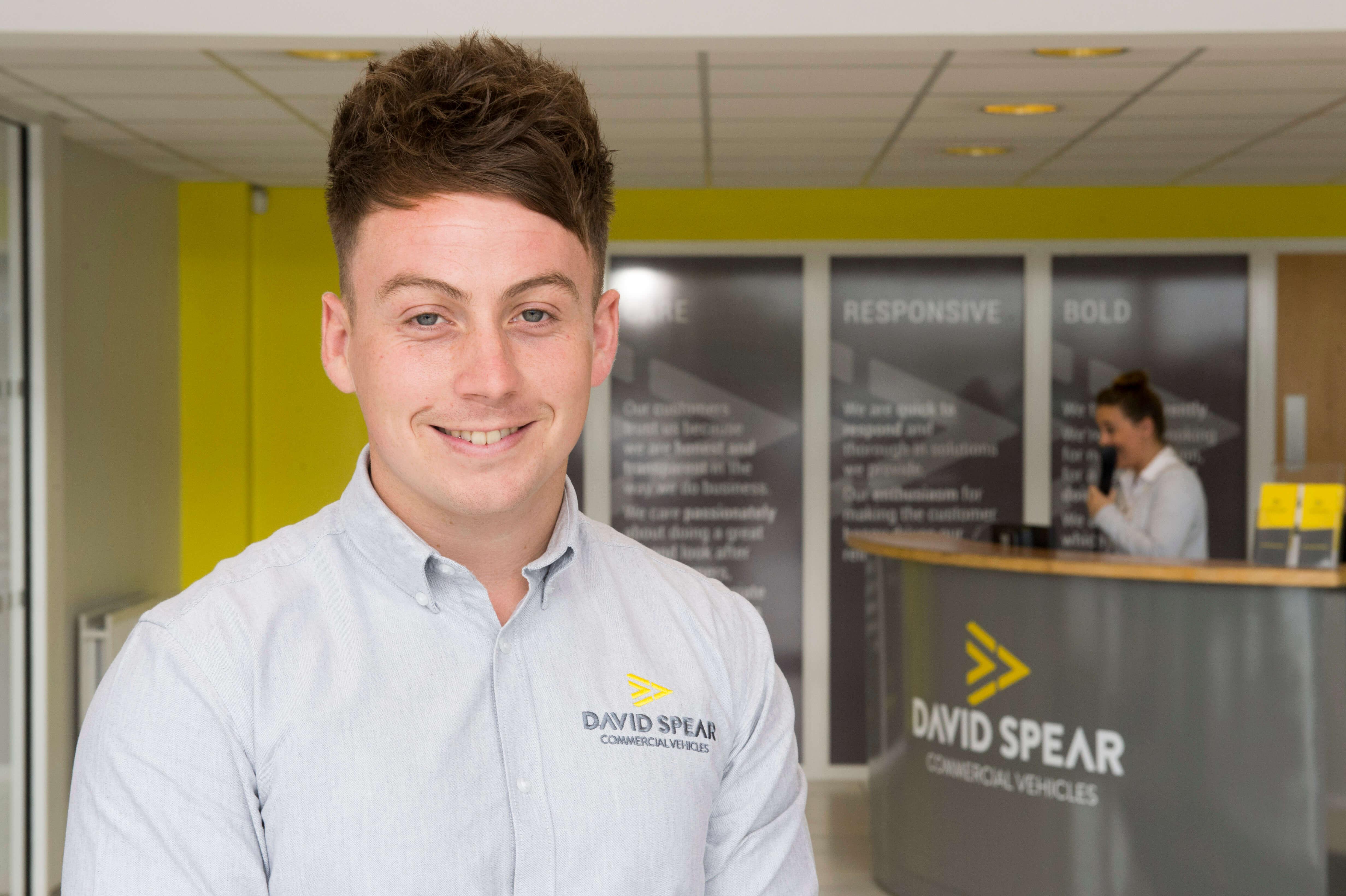 Lewis Parfitt, Van Dealership South Wales UK