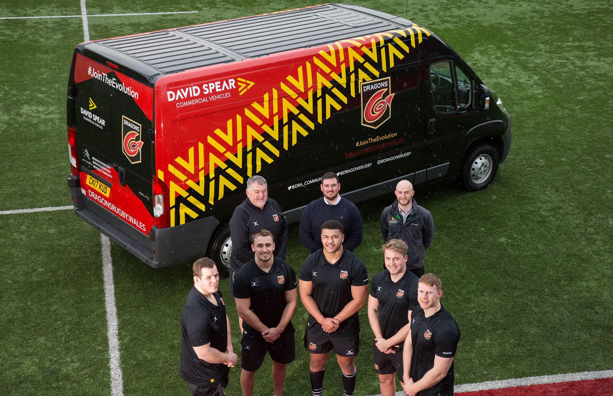 Leading LCV renews sponsorship deal