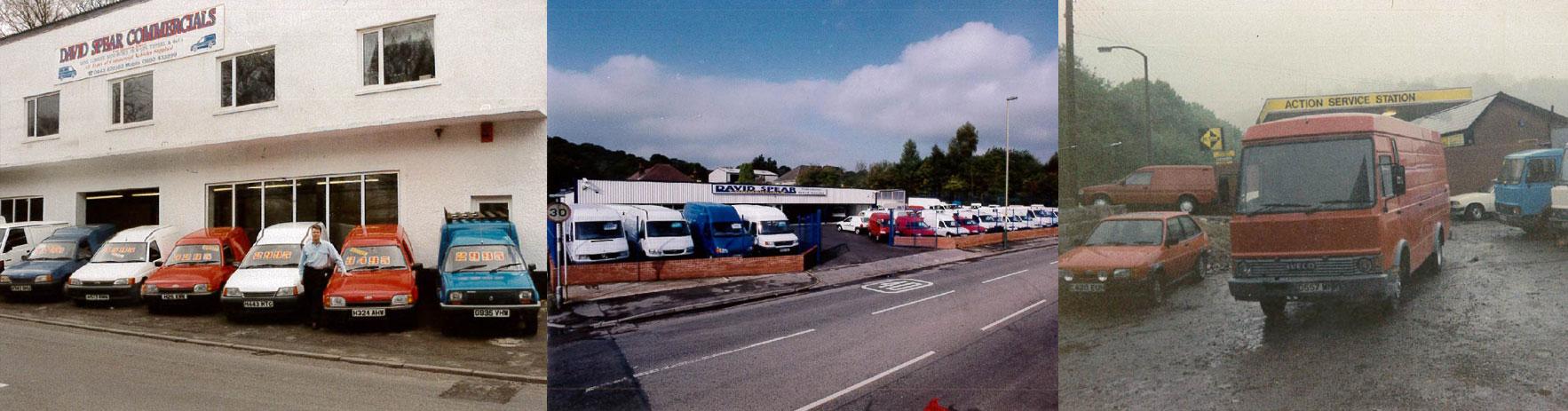 History of Tredegar