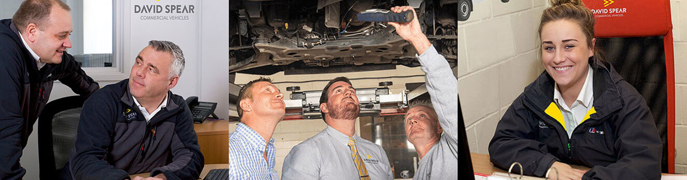 Exciting Commercial Vehicle Career Opportunities