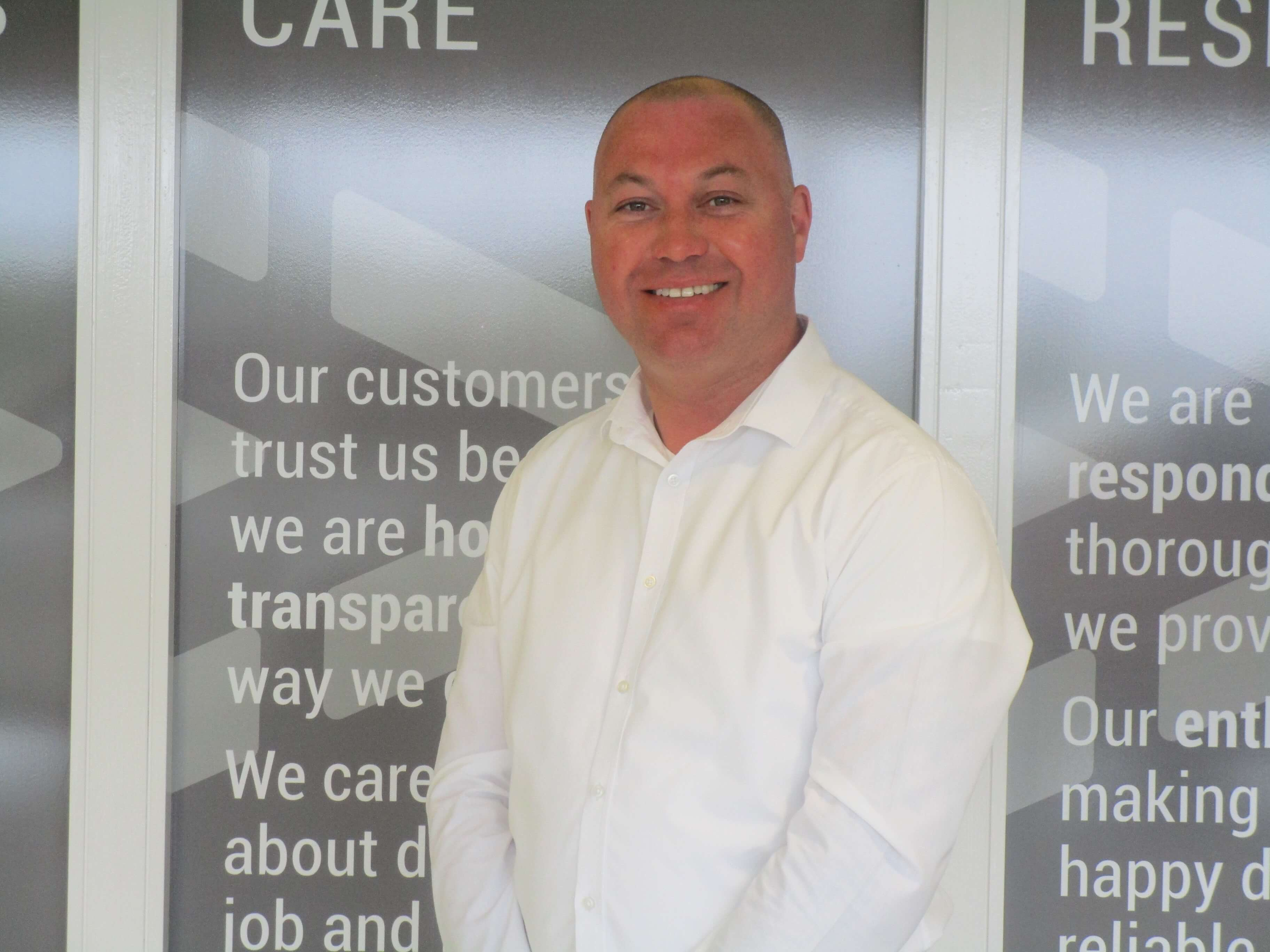 Lee Hanney, Van Dealership South Wales UK
